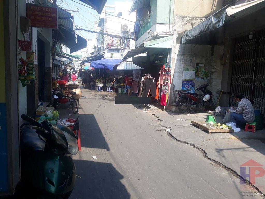 Bán đất hẻm 1135 Huỳnh Tấn Phát Q7, DT 5x20m, giá 4.87 tỷ