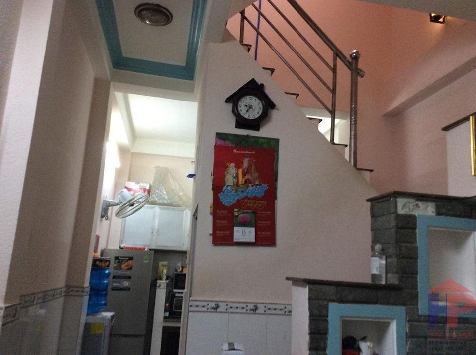 Bán nhà hẻm 861 Trần Xuân Soạn Quận 7, 1 trệt – 2 lầu, DT 3.2x8m, giá 3.155 tỷ