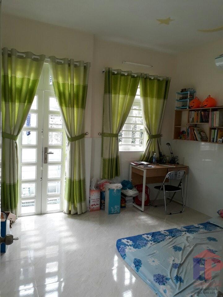 Bán nhà hẻm 433 Huỳnh Tấn Phát Quận 7, 1 trệt – 1 lầu, DT 4x11m, giá 3.9 tỷ