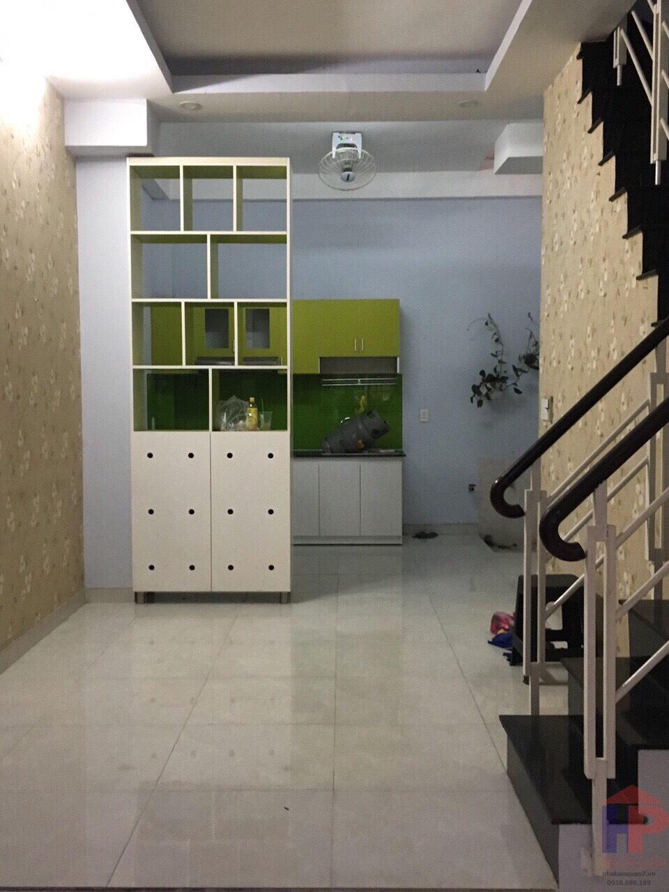 Bán nhà 1041 Trần Xuân Soạn Quận 7, trệt – 1 lầu, DT 4x9m, giá 3.65 tỷ