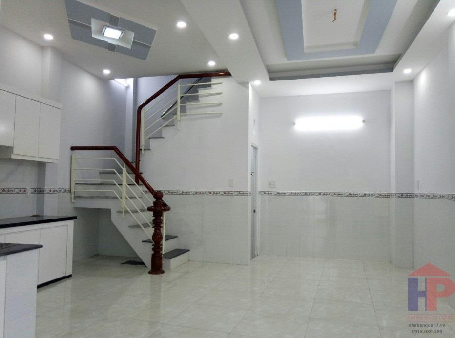 Bán nhà hẻm 60 đường Lâm Văn Bền Quận 7, 1 trệt – 1 lầu, DT 5.5x6.5m, giá 3.4 tỷ