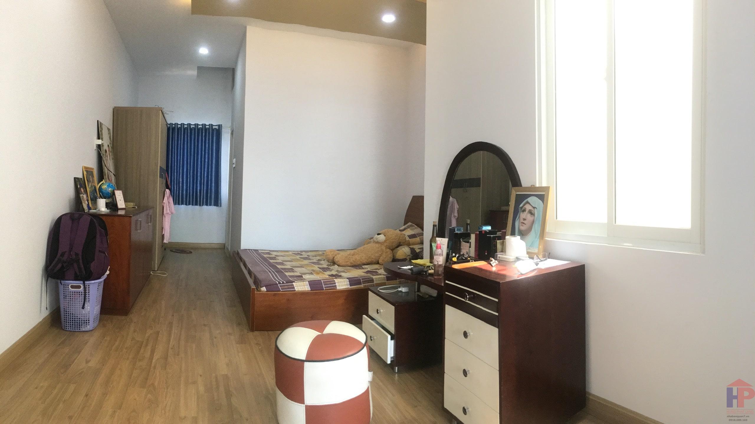 Bán nhà hẻm 502 Huỳnh Tấn Phát Quận 7, 5PN – 6WC, DT 4x14.7m, giá 6.2 tỷ