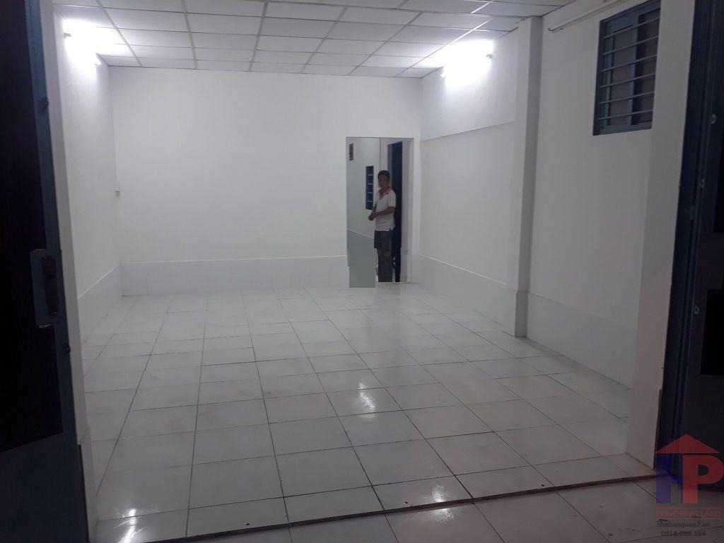 Bán nhà hẻm 719 Huỳnh Tấn Phát Quận 7, 2PN – 1WC, DT 5x14m, giá 6.2 tỷ