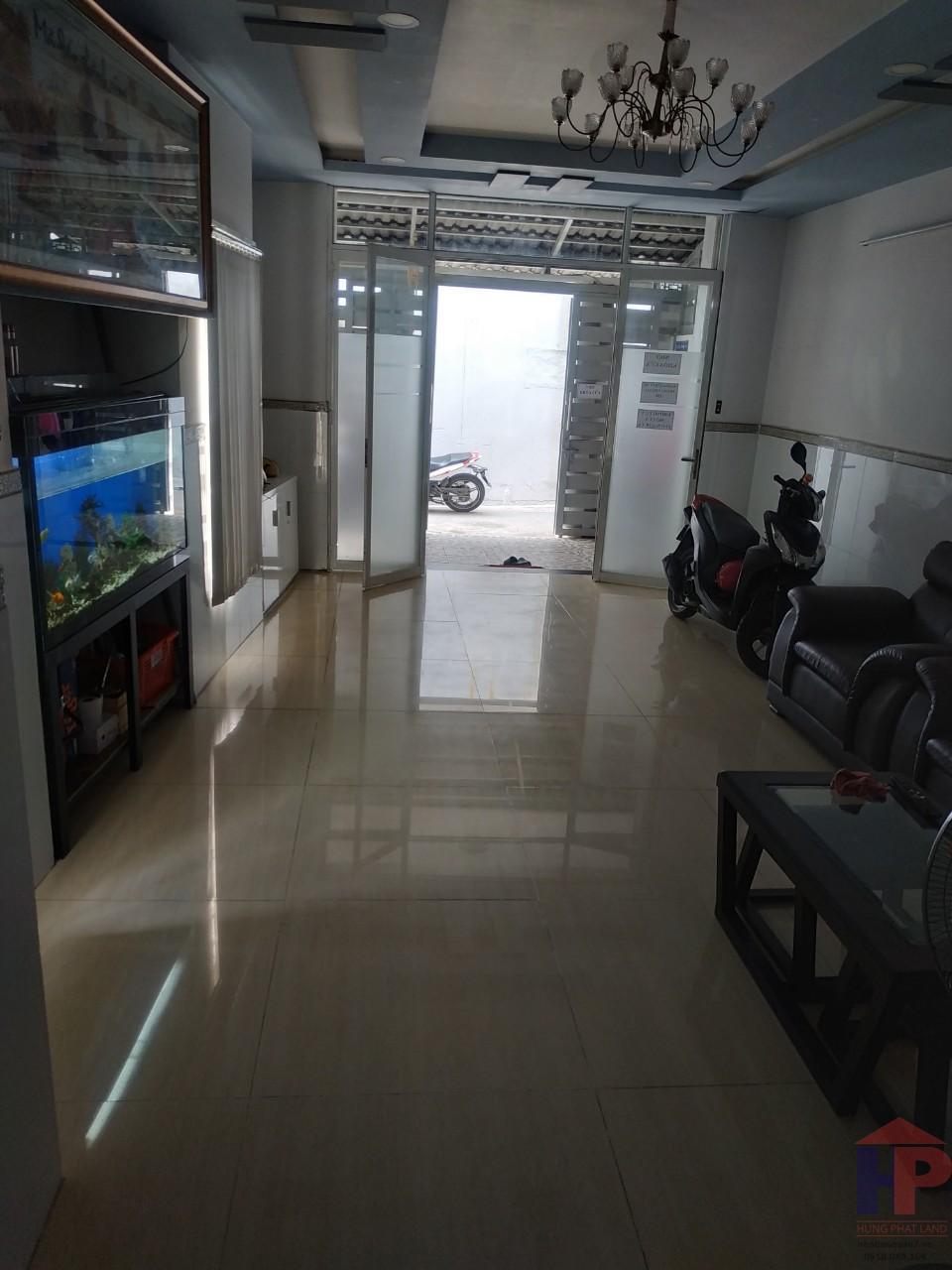 Bán nhà hẻm 861 Trần Xuân Soạn Q7, 1 trệt – 2 lầu, DT 15.29 x 4.2m, giá 9 tỷ