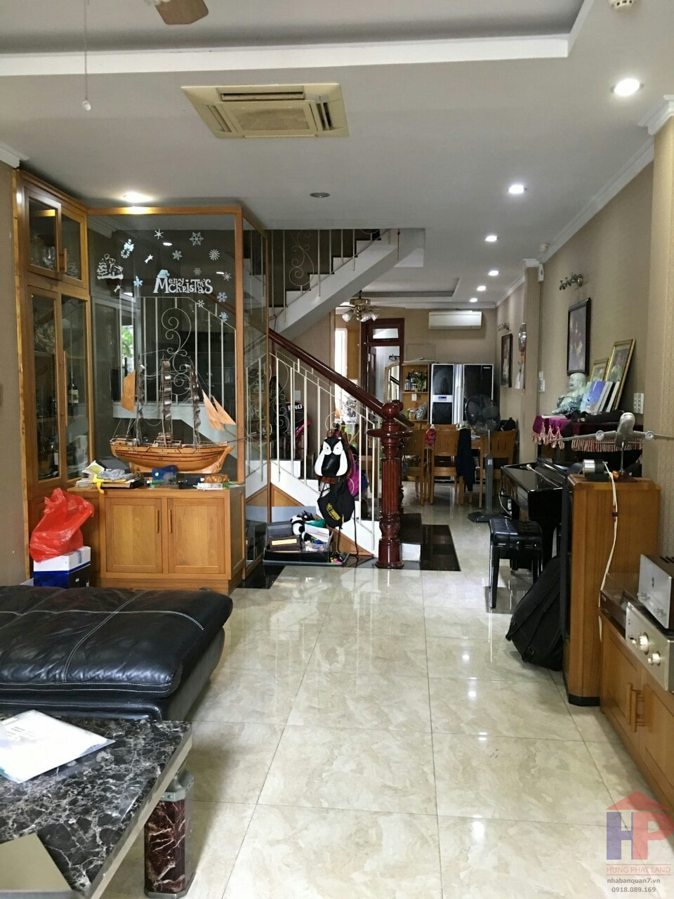 Bán nhà MT 793/28 Trần Xuân Soạn Quận 7, 5 lầu – 8PN, DT 4.20x16.20m, giá 9.5 tỷ