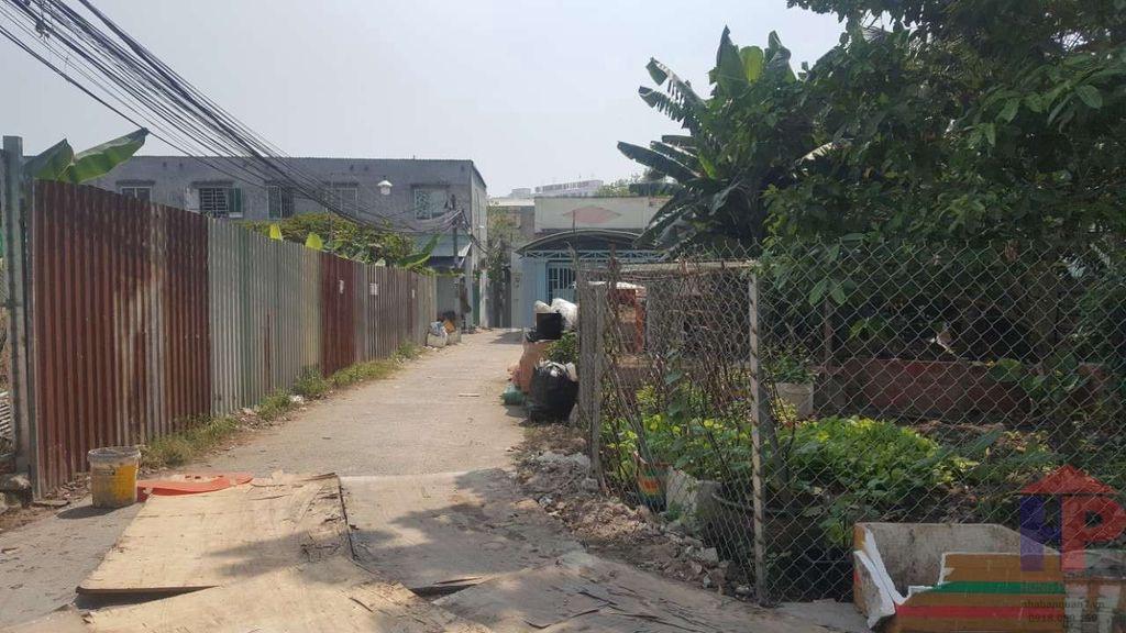 Bán nhà hẻm 208 Lê Văn Lương Quận 7, 1 trệt – 1 lầu, DT 5x20m, giá 7.2 tỷ