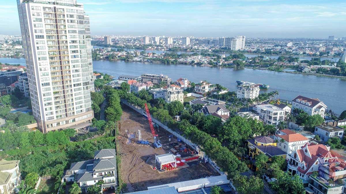 Thảo Điền GreenKhông gian sống đẳng cấp giữa lòng thành phố