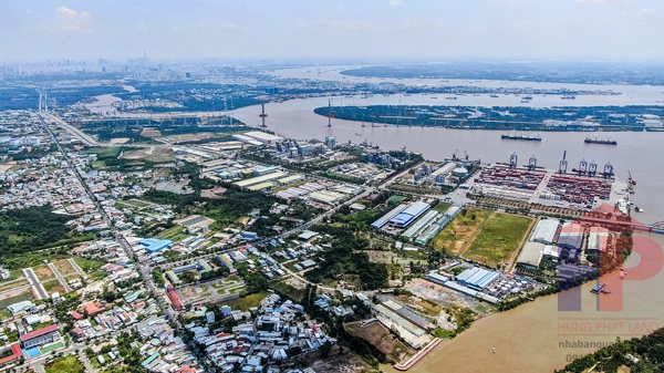 Bất động sản Long An hút 'sóng' đầu tư năm 2021