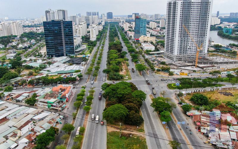 Lộ trình lên đời 3 huyện ngoại thành Bình Chánh, Hóc Môn, Nhà Bè