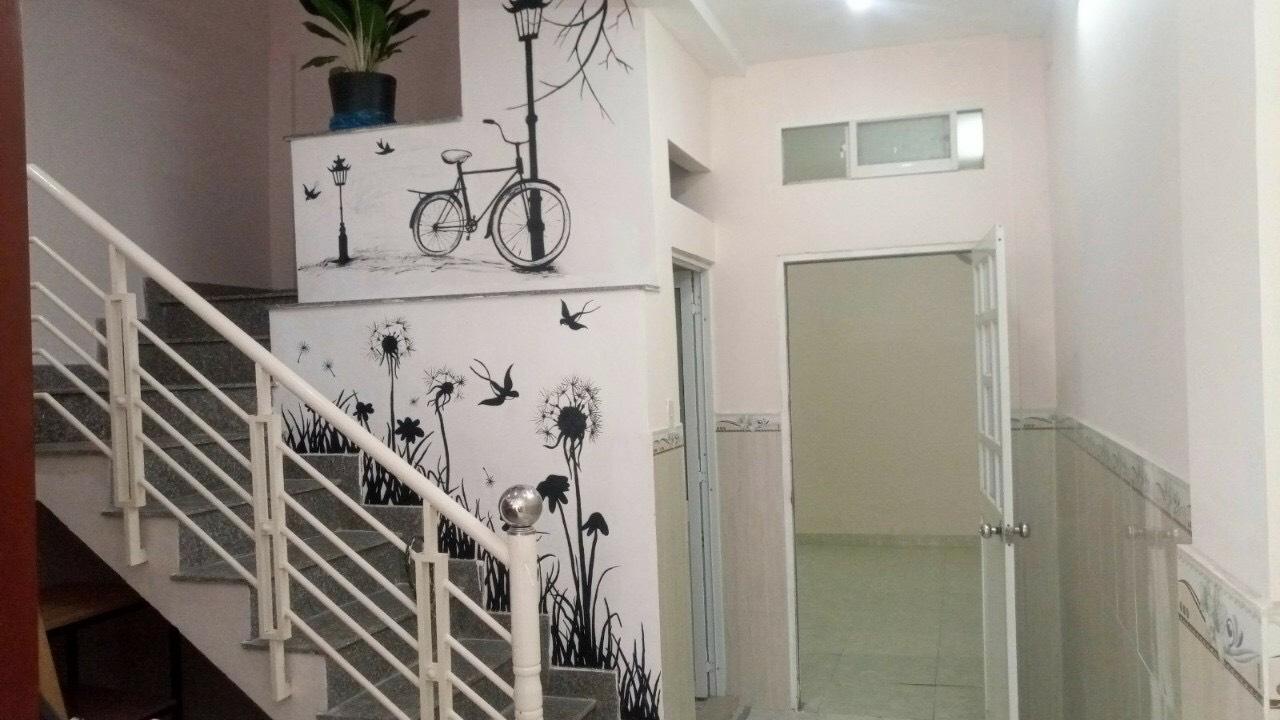 Bán nhà hẻm 861 Trần Xuân Soạn Phường Tân Hưng Quận 7