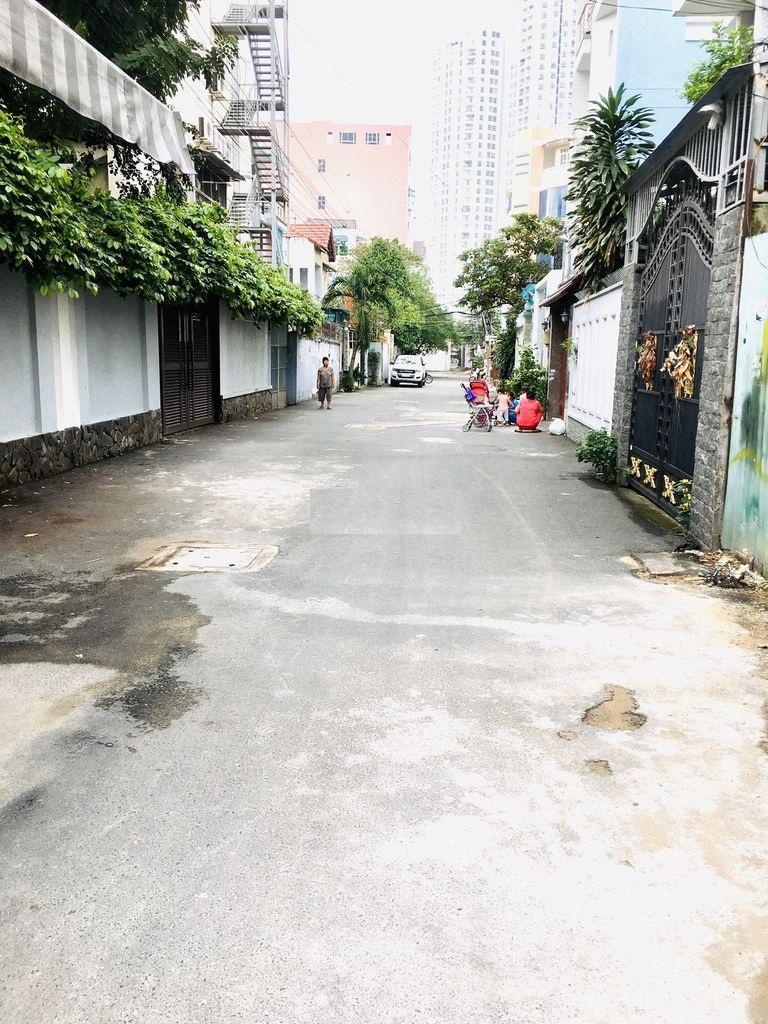 Bán đất hẻm 793 Trần Xuân Soạn, Phường Tân Hưng, Quận 7, HCM, giá rẻ nhất khu vực.