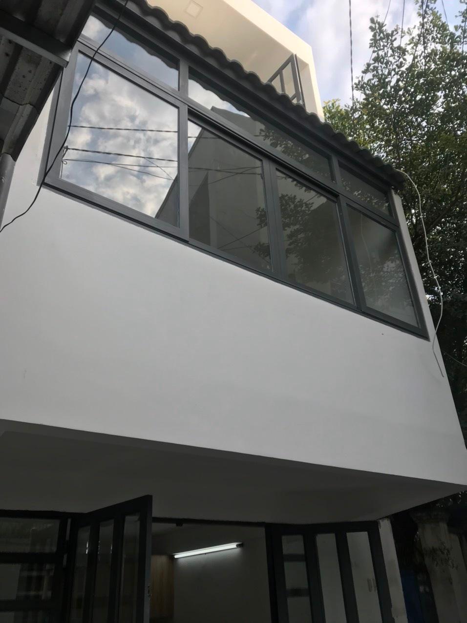 Cần bán nhà hẻm Trần Xuân Soạn, Tân Kiểng, quận 7, giá: 1 tỷ 850 triệu. TL, hướng Tây
