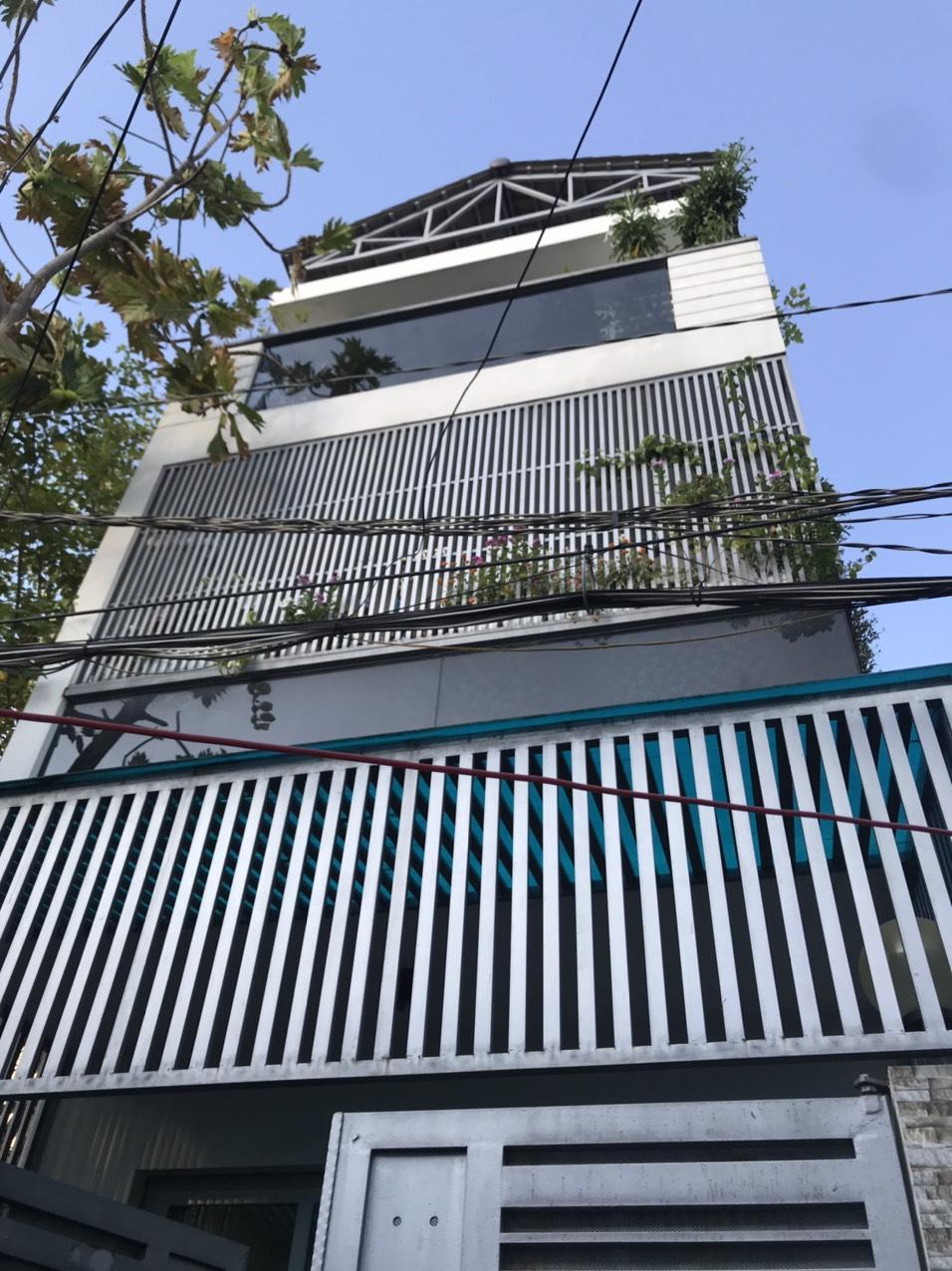 Bán nhà hẻm xe hơi đường Phú Thuận Phường Phú Thuận Quận 7