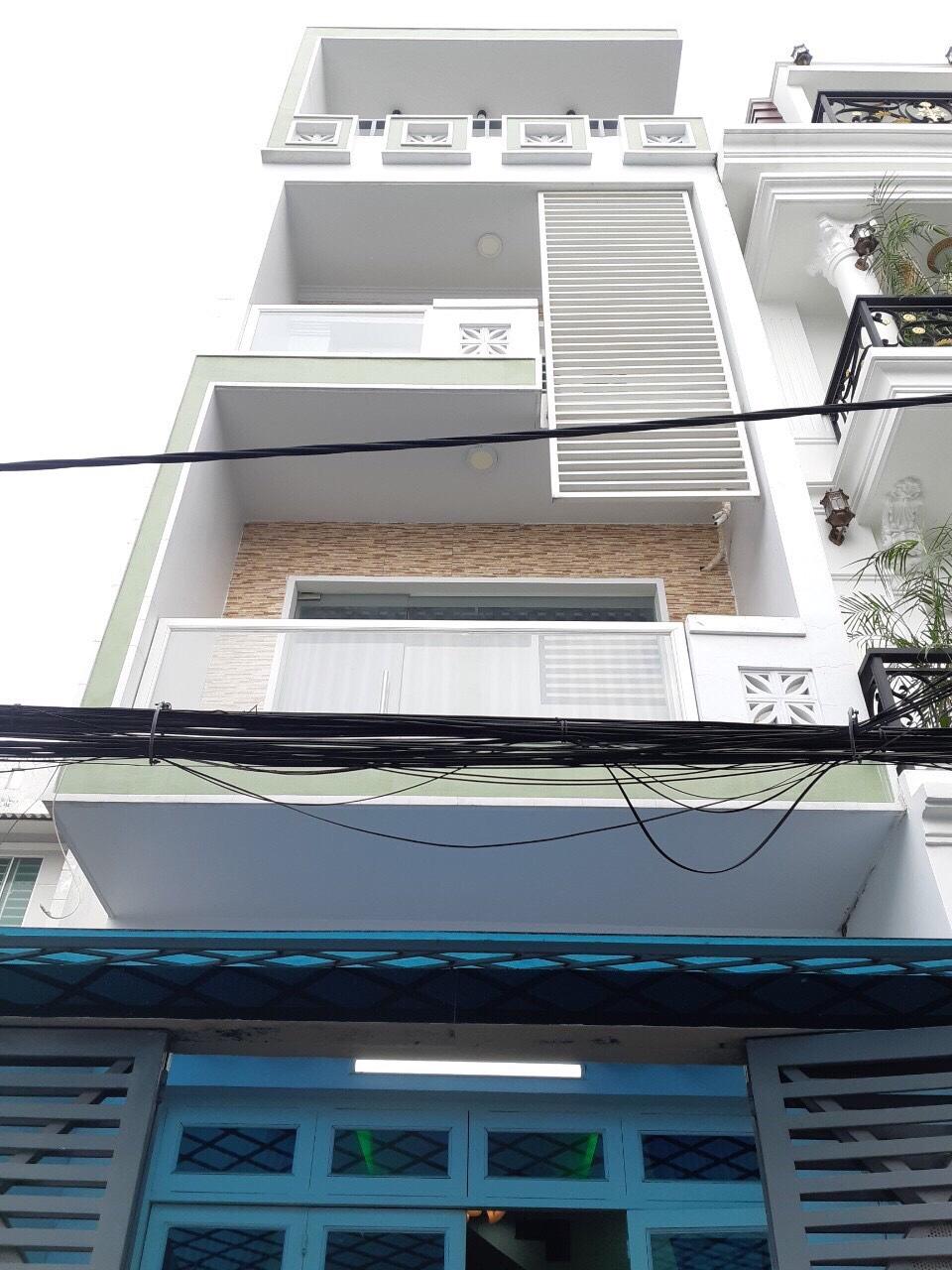 Bán nhà hẻm xe hơi 487 Huỳnh Tấn Phát giá dưới 5,5 tỷ