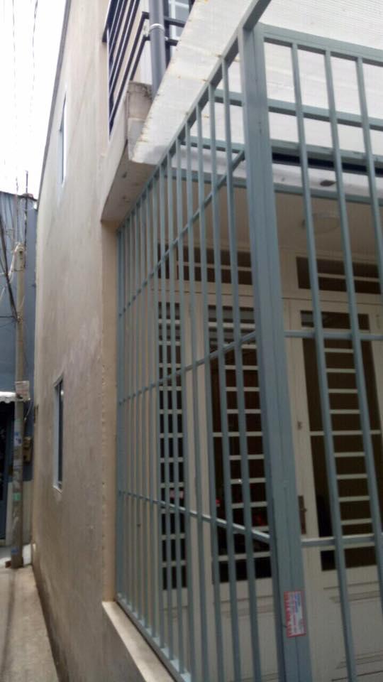 Bán gấp nhà Sổ Hồng Riêng hẻm 115/37G Phạm Hữu Lầu Q7.Cách 1 căn ra mặt tiền hẻm xe hơi LH:0352161628(gặp vũ)