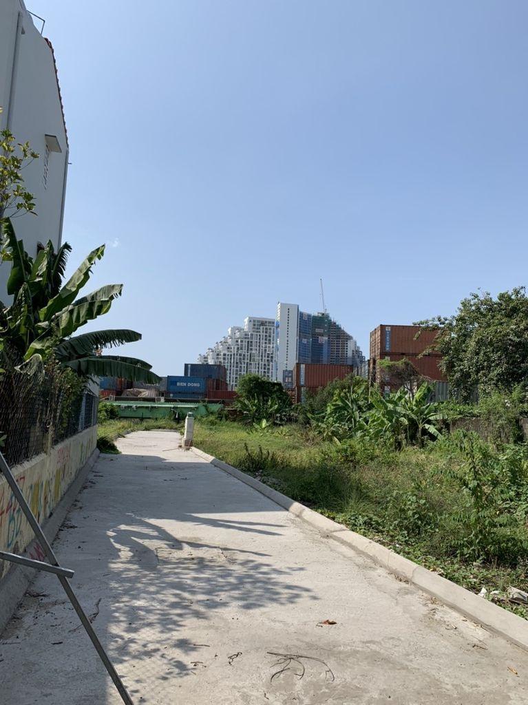 Bán đất hẻm 286 Nguyễn Văn Quỳ
