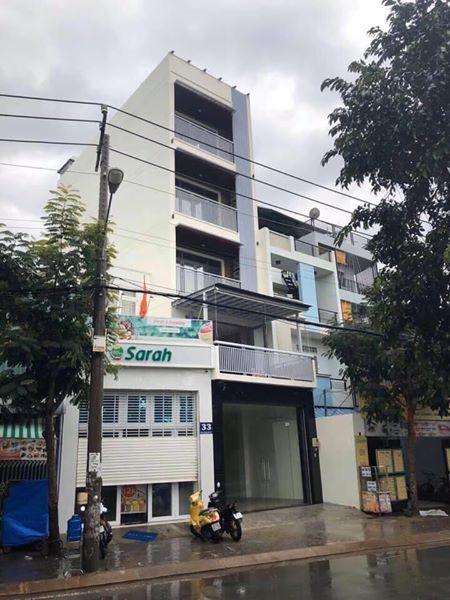 Bán nhà mặt tiền số 35 đường 15b phuong phú mỹ q7 đối diện chợ phước long khu mua bán sầm uất