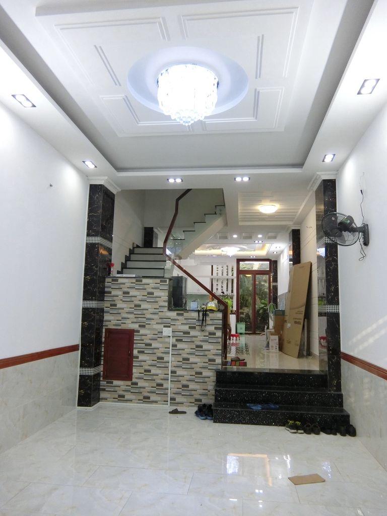 Bán Nhà Mặt tiền Đường Số 3 Khu Công Ích Quận 4, P.Phú Mỹ