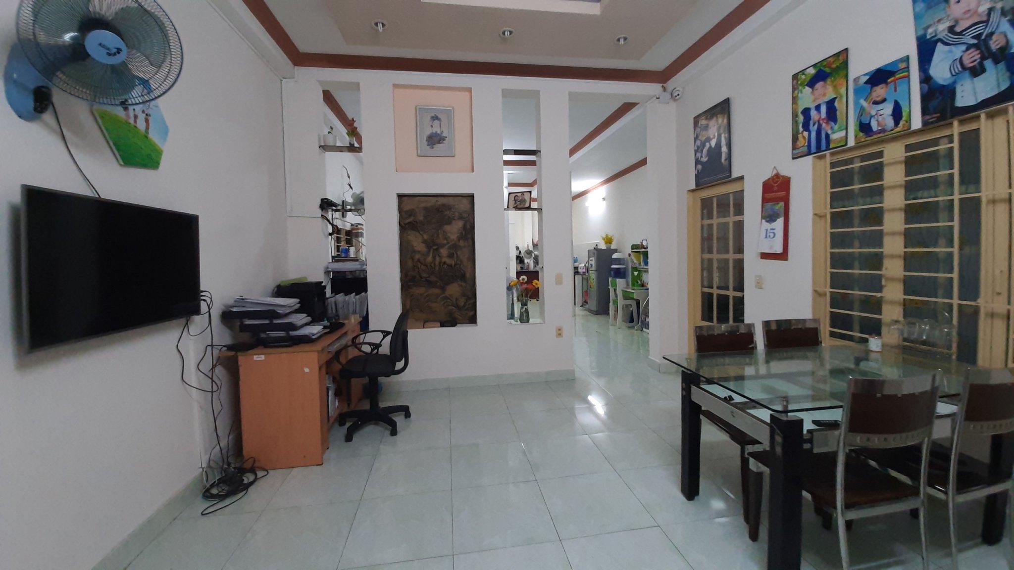 Bán Nhà 2 Mặt Tiền Hẻm Đường Nguyễn Thị Thập Quận 7
