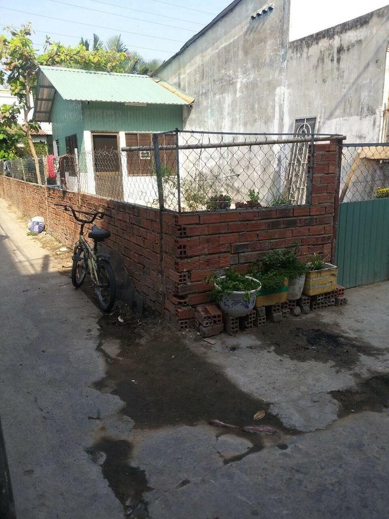 Bán Đất Hẻm 1250 Huỳnh Tấn Phát Quận 7
