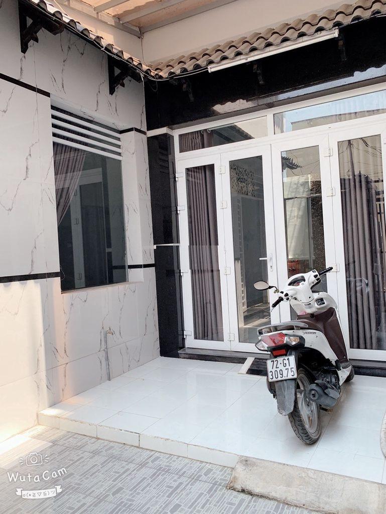 Bán Nhà Hẻm 630 Huỳnh Tấn Phát Sổ Hồng Riêng