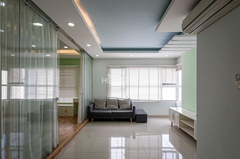 Bán căn hộ sunrise city 1 phòng ngủ dt 57m2 lh 0907898478