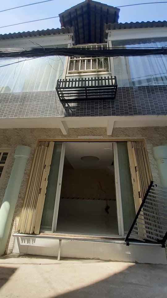 Bán nhà hẻm trần xuân soạn quận 7 diện tích 46 m2 1 lầu lh 0907898478