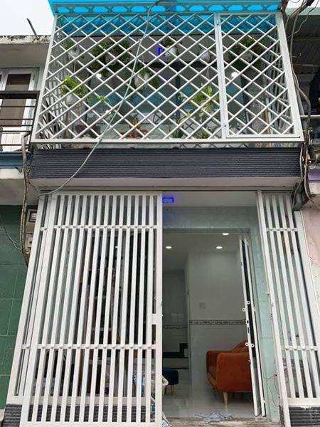 Bán nhà riêng đường phạm hữu lầu dtsd 42 m2 1 lầu lh 0907898478
