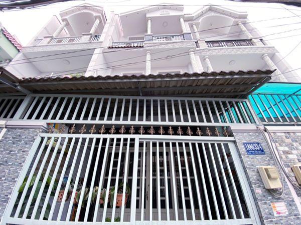 Bán nhà hẻm 1886 huỳnh tấn phát nhà bè dt 55 m2 lh 0907898478