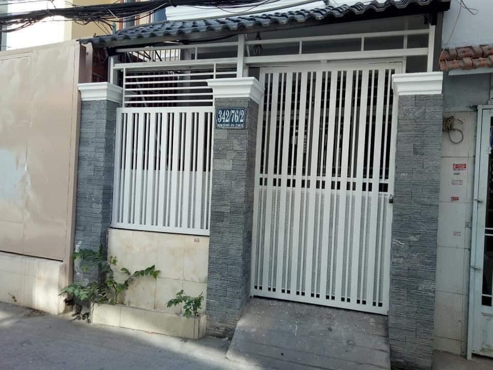 Bán nhà hẻm 1982 Huỳnh Tấn Phát thị trấn Nhà Bè dt 55 m2 1 lầu lh 0907898478