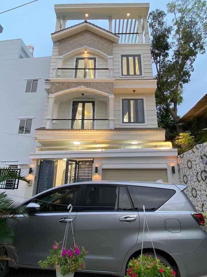 Bán nhà đẹp khu omely đường đào tông nguyên 3 lầu 84 m2 giá 5 tỷ 6 lh 0907898478