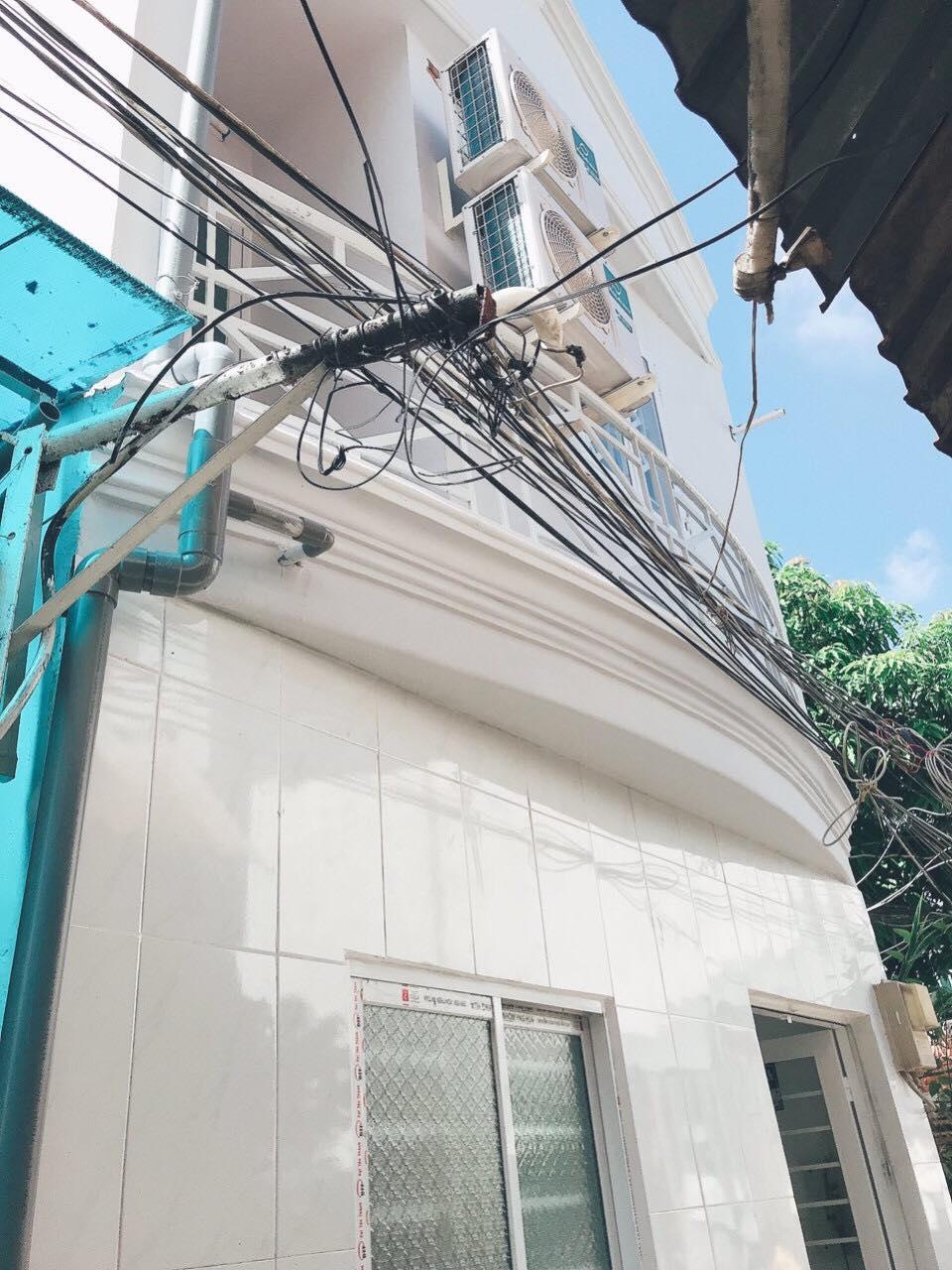 Bán nhà sổ hồng riêng đường đặng nhữ lâm nhà bè dt 18 m2 lh 0907898478