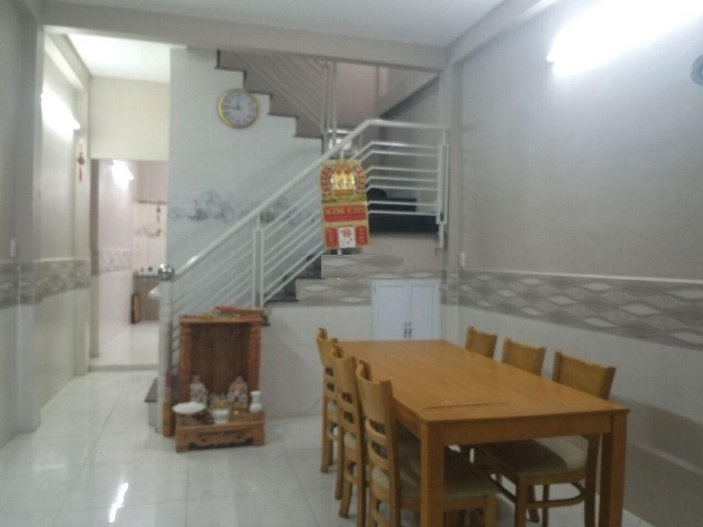 Bán nhà hẻm Huỳnh Tấn Phát Q7.