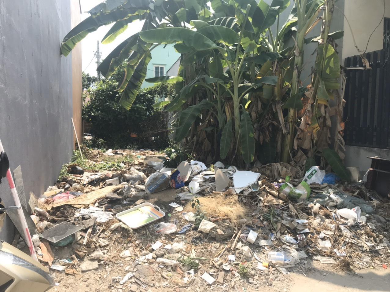Bán đất Hẻm Huỳnh Tấn Phát Quận 7