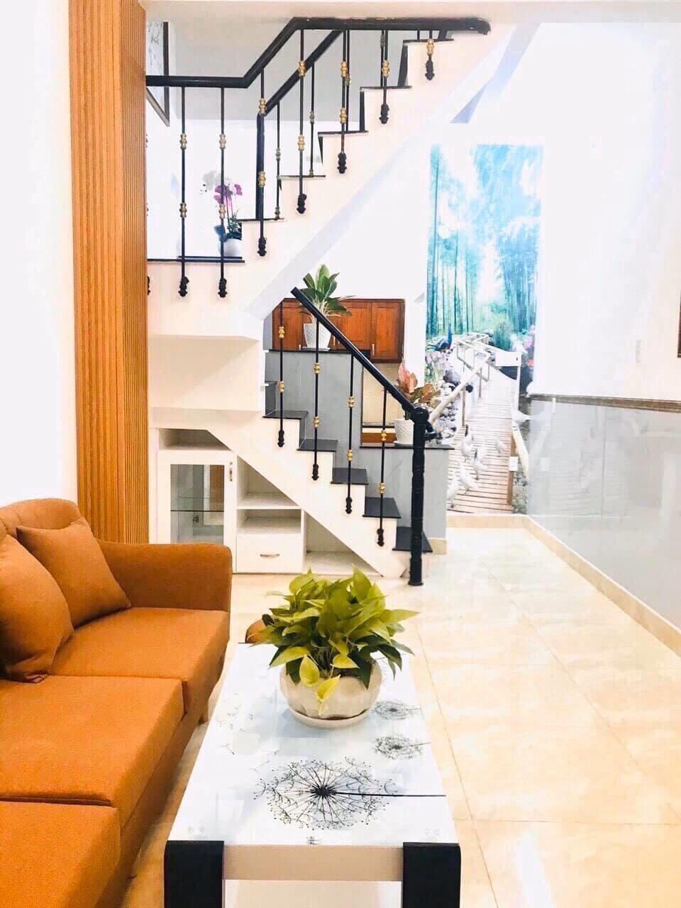 Chính chủ bán nhà hẻm Huỳnh Tấn Phát TT Nhà Bè,1 trệt 2 lầu Giá 1ty690