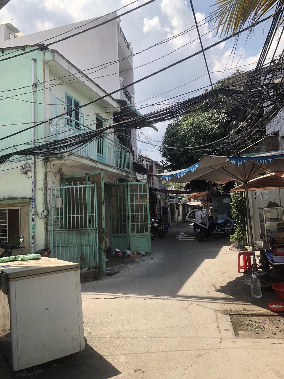 Bán nhà hẻm xe hơi Lê Văn Lương Q7