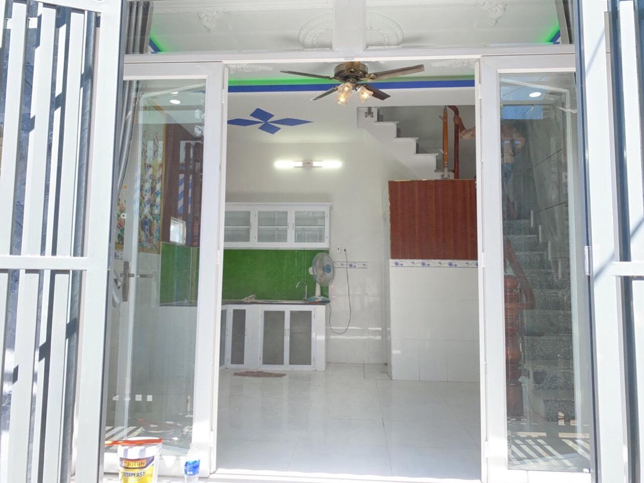 Bán Nhà MT hẻm 2266 Huỳnh Tấn Phát TT Nhà Bè