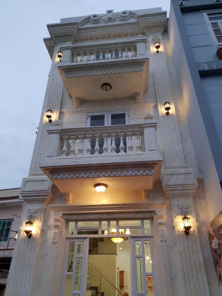 Bán nhà Biệt thự MT Nguyễn Lương Bằng Quận 7