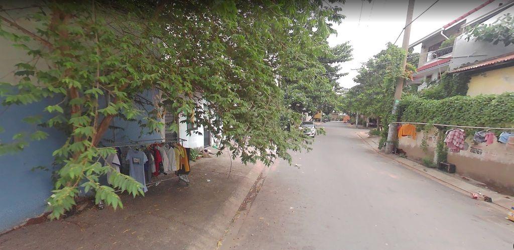 Bán đất hẻm Nguyên Văn Quỳ phường phú thuận Quận 7 LH 0909645116