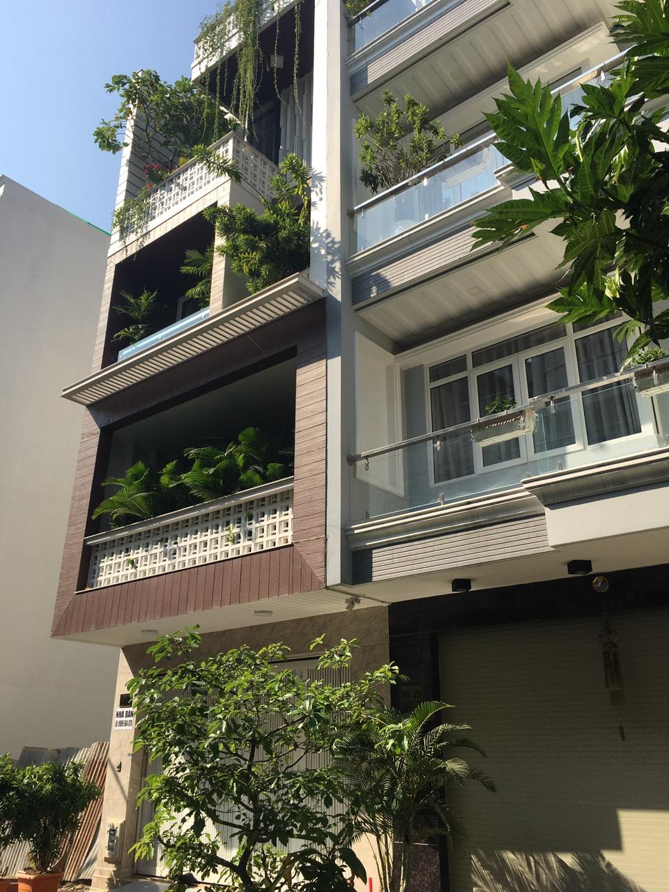 Bán nhà hẻm 88 Nguyễn Văn Qùy, Khu phố 1, P. Phú Thuận