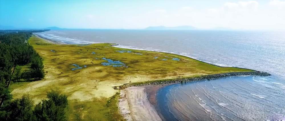 Điều chỉnh mở rộng khu đô thị lấn biển Cần Giờ lên gần 3,000 ha
