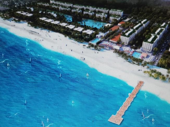 Bà Rịa – Vũng Tàu sẽ có cầu hơn 200m vươn ra biển tại Hồ Tràm