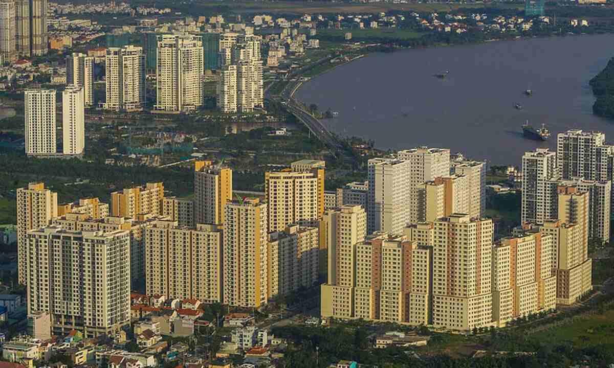 Dự án căn hộ chung cư sẽ dẫn dắt thị trường BĐS 10 năm tới năm 2030.