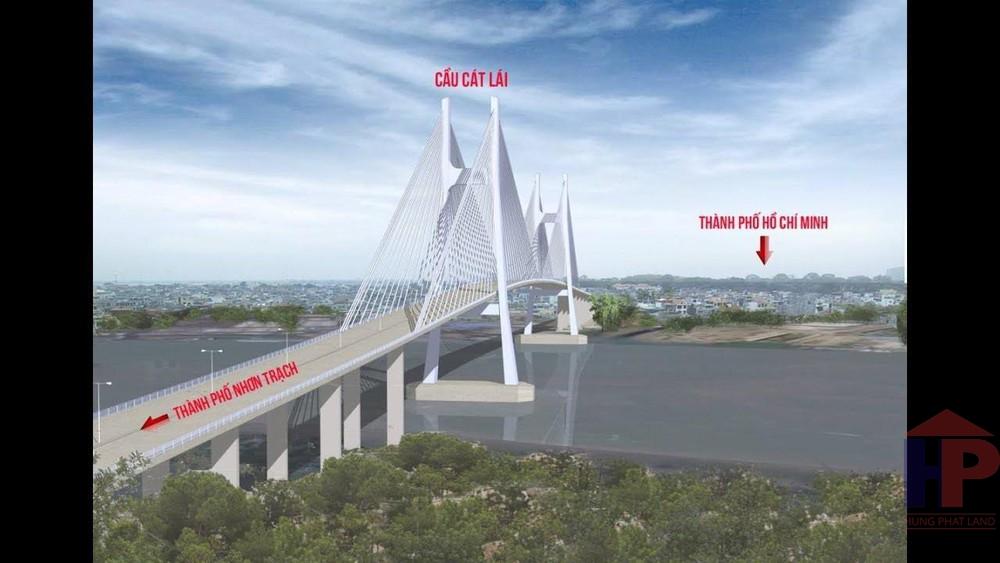 TPHCM và Đồng Nai phối hợp đẩy nhanh tiến độ xây cầu Cát Lái