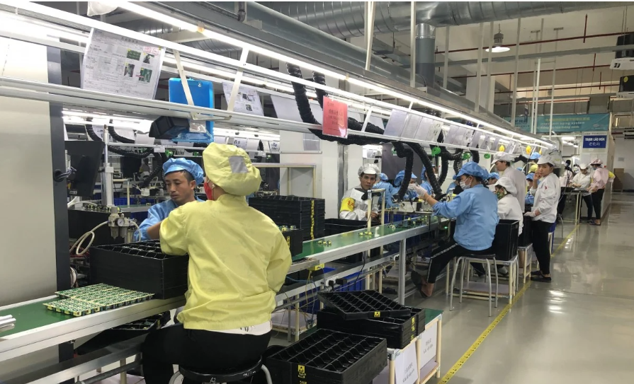 Thị trường bất động sản Việt Nam sẽ có thêm cú huých từ làn sóng dịch chuyển sản xuất?
