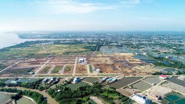 Khu Nam TP HCM thành đại đô thị, bất động sản lân cận thăng hạng