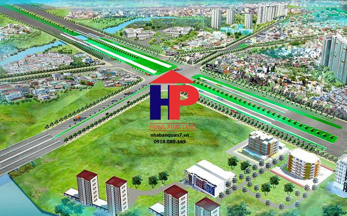 Khởi công xây dựng dự án hầm chui Nguyễn Văn Linh - Nguyễn Hữu Thọ