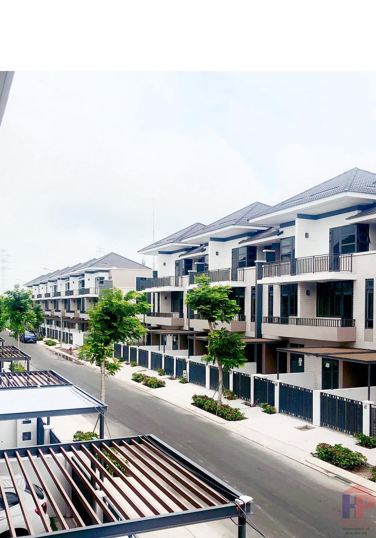 Cho thuê Biệt thự nhà thô khu dự án Lavila Kiến Á DTSD 108m2 Giá 15 tr/tháng LH 0909477288
