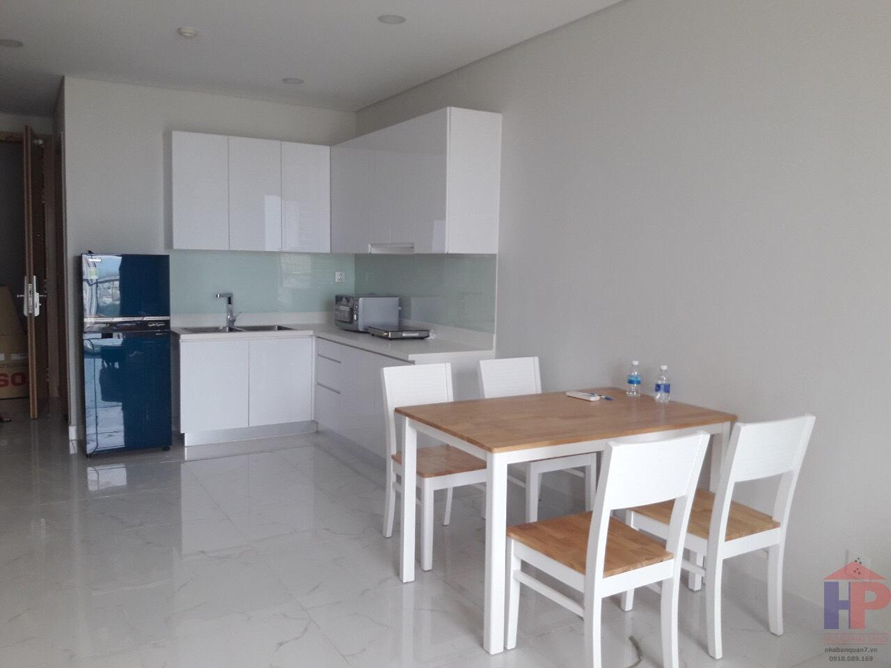 Cho thuê chung cư An Gia Skyline 89 Hoàng Quốc Việt DT 72 m2 Giá 10.5 triệu/tháng LH 0909477288