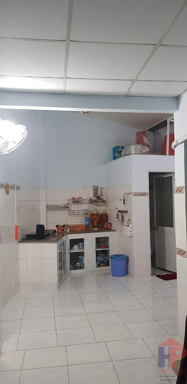 Bán nhà hẻm 168 đường Tân Mỹ, phường Tân Thuận Tây DT  4,1 X 10m Giá 3.8 tỷ LH 0909477288